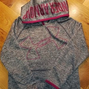 Under Armour Hooded Sweatshirt Size Small